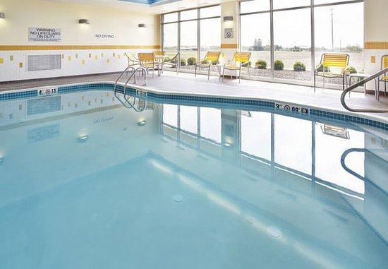 Jeffersonville, OH: Indoor Pool