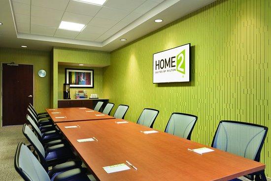 Green Home Office Design