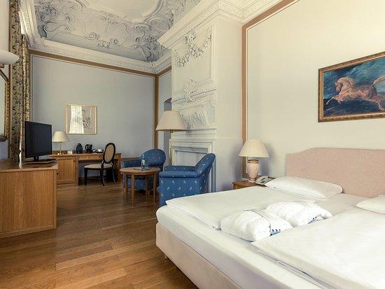 Neustadt-Glewe, Germany: Guest Room