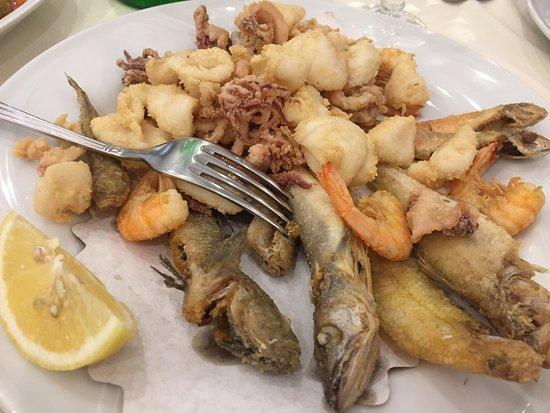 Falconara Marittima, Italy: Delizie Di Mare