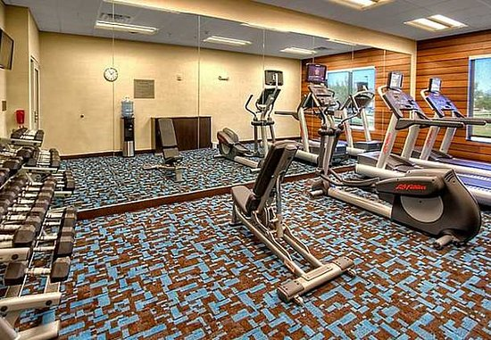 Yukon, OK: Fitness Center