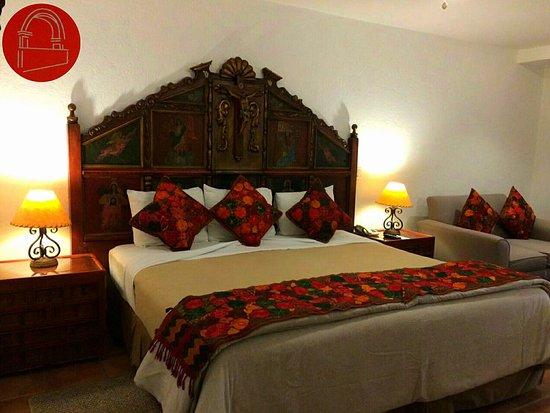 Casa Rosada Hotel: Hab. A