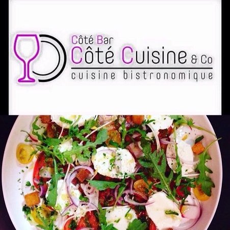 Vise, Belgium: Cote Bar Cote Cuisine