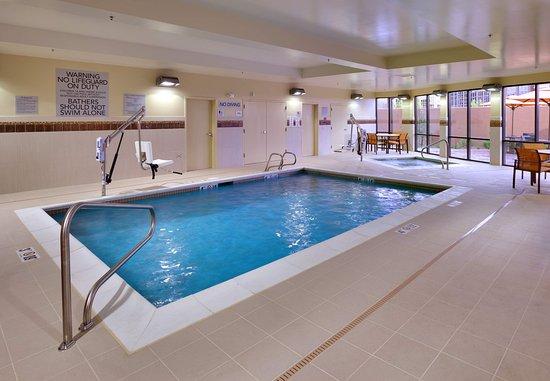 Courtyard lehi at thanksgiving point utah hotel for Indoor pools in utah