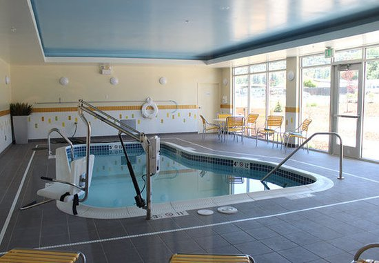 The Dalles, OR: Indoor Pool