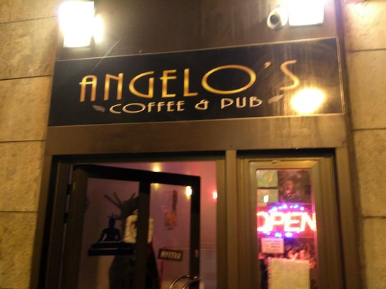 Angelo's Coffee & Pub