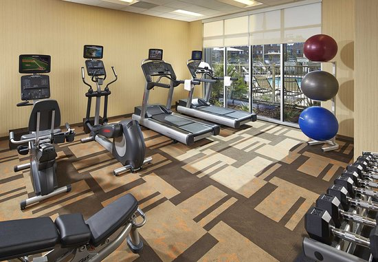 Sunnyvale, CA: Fitness Center