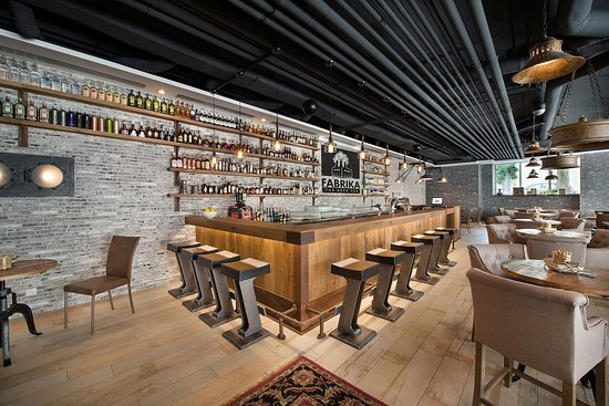 LOFT Hotel Bratislava: Restaurant