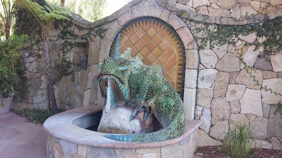 Ojai, CA: THE Emerald Iguana
