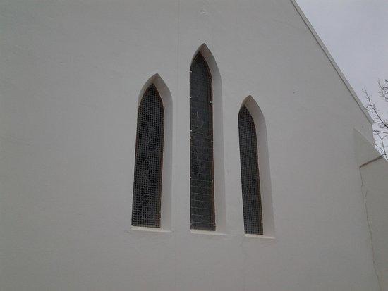 Uniondale, Sudáfrica: Chancel windows