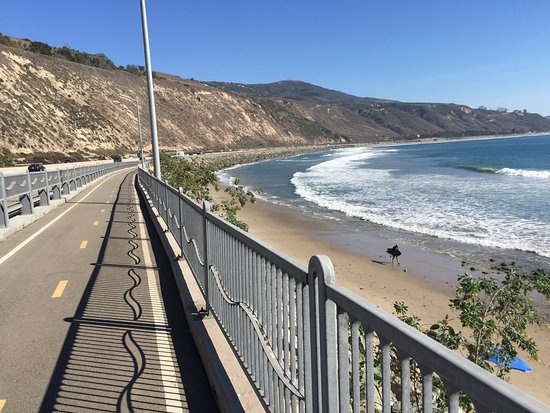 Carpinteria, Kalifornien: Rincon Bike Trail