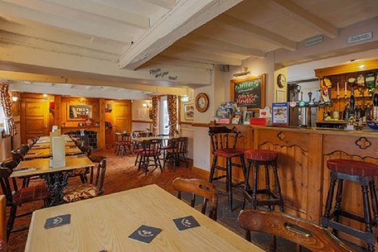 Coalville, UK: Our cosy bar/restaurant area
