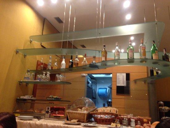 Hotel Corot : Café da manhã