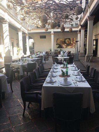 Meson de santa rosa luxury hotel queretaro city mexiko for Hotel luxury queretaro