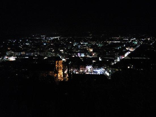 Homburg, Alemania: la vista di sera