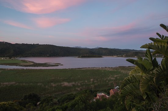 Wilderness, South Africa: View from deck