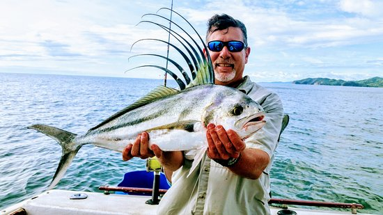 Extreme Nicaraguan Adventures: Roosterfish!