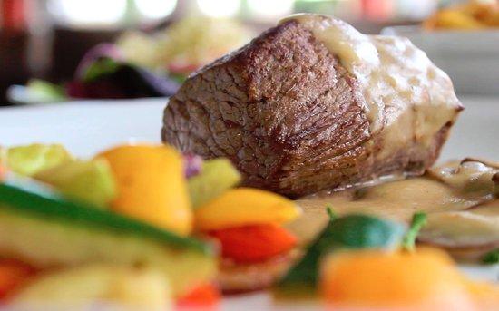 Hilvarenbeek, Ολλανδία: Ons paradepaardje: De diamanthaas, heerlijk malse biefstuk