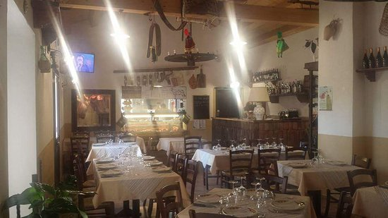 Nicolosi, Italia: Trattoria Carnezzeria La Chianina