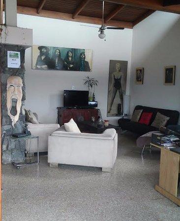 San Pedro, كوستاريكا: Sala de descanso 