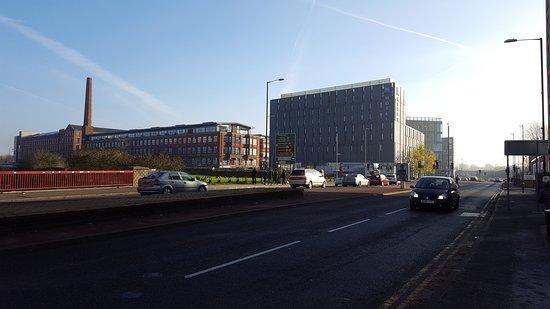 Hotel ibis budget Manchester Centre Pollard Street照片