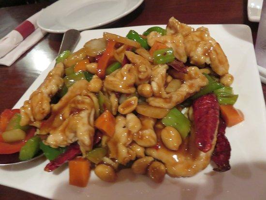Somerset, Nueva Jersey: Kung Pao Chicken