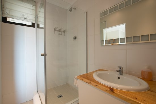 Wilderness, แอฟริกาใต้: Hummingbird suite bathroom