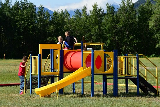 Saint Mary, MT: Playground