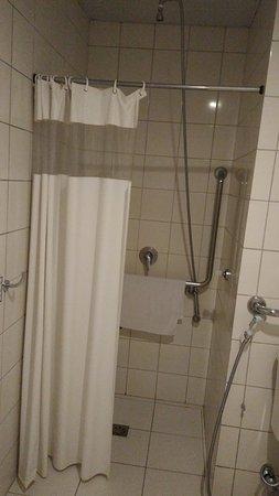 Hotel ibis budget Rio de Janeiro Centro: Banheiro adaptado