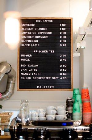 Klosterneuburg, Austria: Coffee