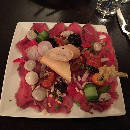 Etten-Leur, Ολλανδία: Lekker eten. Niet een hele uitgebreide kaart maar wel van alles wat. Geen vegetarische of vegani