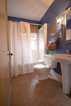 Jaffrey, Nueva Hampshire: Rachel's Bathroom