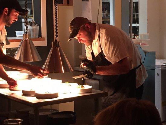 West Dennis, MA: Chef Jason