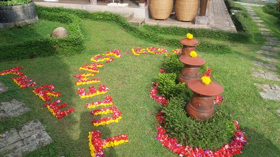 Surya Shanti Villa Resmi
