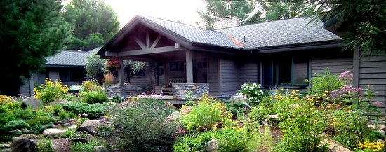 Land O' Lakes, WI: Forest Gardens Getaway - Summer scene
