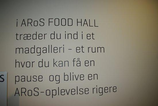 aros food hall food hall