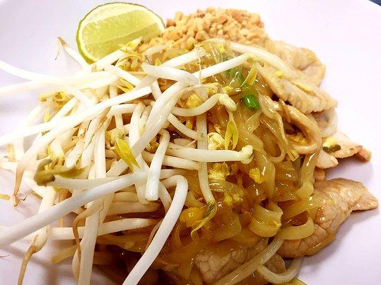 Bemidji, MN: Pad Thai