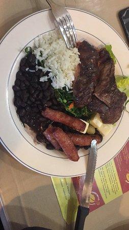 Waltham, MA: Um lugar muito bom para comer uma boa comida caseira a moda brasileira.