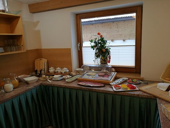 Hotel Sonne: Tavolo per la colazione