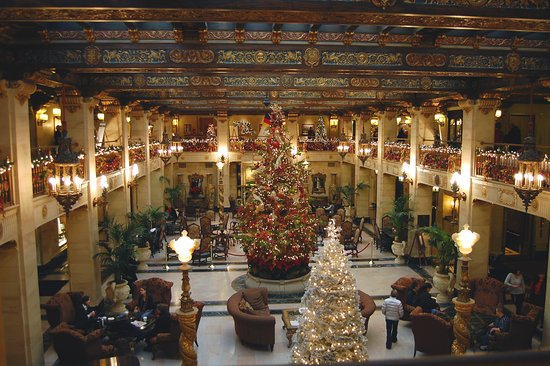 Davenport Christmas Tree Elegance 2020 Christmas Tree Elegance   The Historic Davenport   Picture of