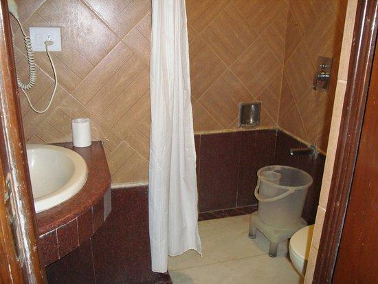 Hotel SunStar Grand: Friend's bathroom