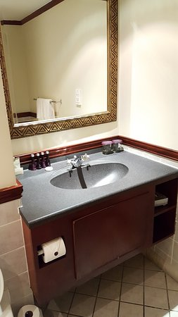 AVANI Gaborone Resort & Casino: Bathroom