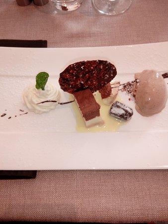 L'Artimon : un dessert
