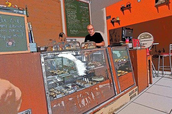 Santidade Café e Bistrô.: Santidade
