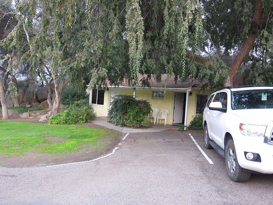 Three Rivers, Californien: Our duplex at Lazy J