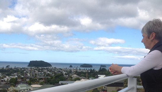 Whangamata, New Zealand: Beautiful scenery