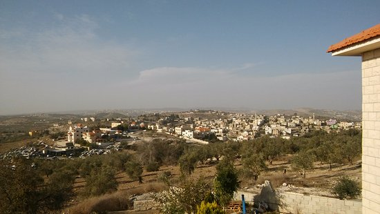 Jenin, De palestinske territoriene: View from our balcony