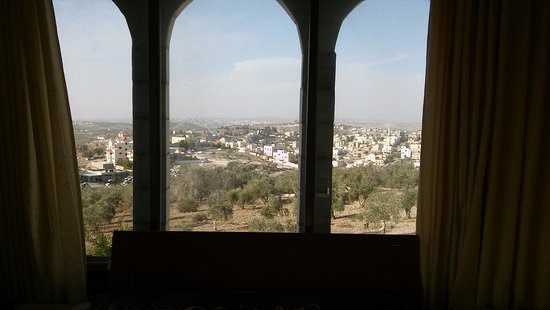 Jenin, De palestinske territoriene: View from Bedroom