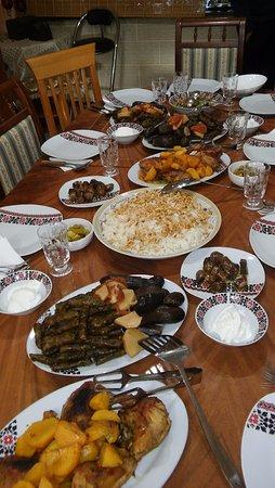 Jenin, Palestinian Territories: Special feast :)