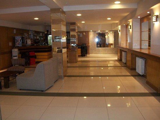 Hotel Aguas Del Sur : salon de entrada